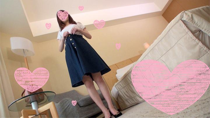 【素人ハメ撮り】胸はきれいなピンク色の乳頭。プリっとした形が美しい!!【個人撮影】