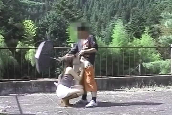 【投稿】21歳美系ギャルと29歳彼氏との野外SEX!マ●コにザーメンぶっかけてください!