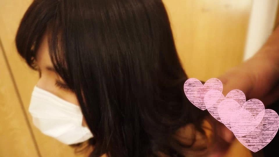 【髪コキ/黒髪】髪コキショッカー ゆうちゃん♪高画質ver.【個人撮影】