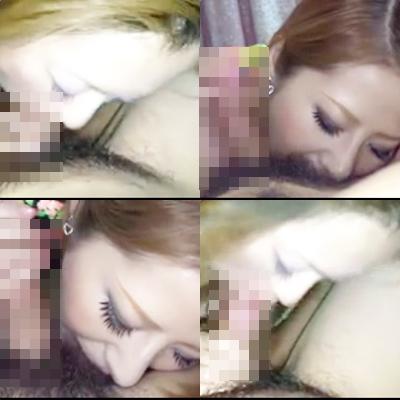 【個人撮影】華やかな夜蝶ギャル娘たちのプライベートなハメ姿!ねっとり絡め舐めるフェラ姿ががちエロ!