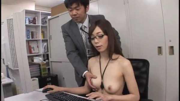 【総集編】全裸で働くOL達・・1