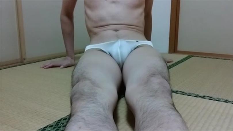 ノンケ の 体操 腹筋編