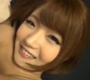 【素人】マン汁出過ぎでおもわず赤面!美乳美女とのSEX