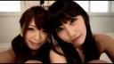 【4P】激カワの2人のギャルとたっぷりとSEX↗ 美巨乳・美乳・色白のエロギャル!!